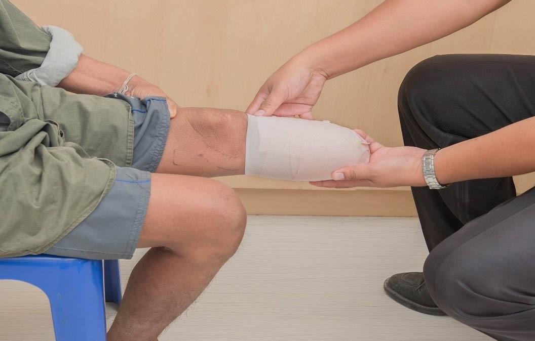 Fundación Markoptic donará prótesis de pierna por primera vez