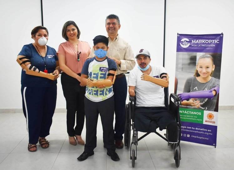 Programa de Donación de Prótesis de Antebrazo 2020